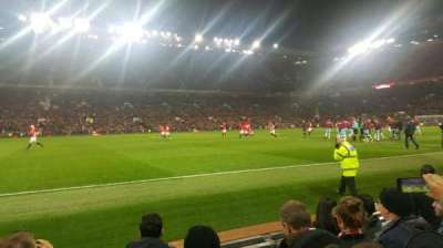 Old Trafford, section: Sth123, row: EE, seat: 176