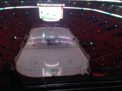 Centre Bell, section: 328, row: BB, seat: 11