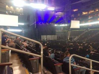 Philips Arena, section: 113, row: L, seat: 11