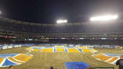 Angel Stadium, section: P238, row: F, seat: 21