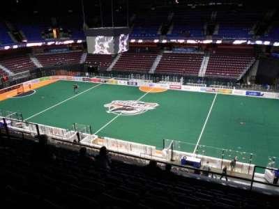 Mohegan Sun Arena, section: 105, row: H, seat: 8