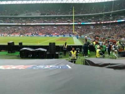 Wembley Stadium, section: 140, row: 11, seat: 202