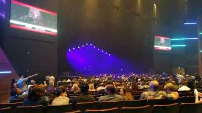 Smart Financial Centre, section: 102, row: CC, seat: 3