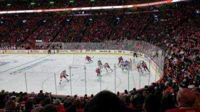 Centre Bell, section: 110, row: G, seat: 12