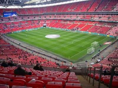 Wembley Stadium section 520