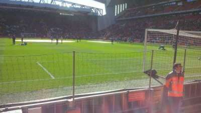 Anfield, section: 125, row: 5, seat: 130