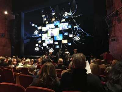 August Wilson Theatre, section: Orchestra, row: L, seat: 10