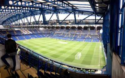 Stamford Bridge, section: 1, row: 11, seat: 4