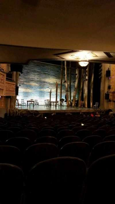 Gerald Schoenfeld Theatre, section: Orchestra, row: Q, seat: 23
