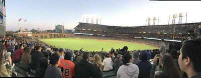 AT&T Park, section: B141, row: 28, seat: 6