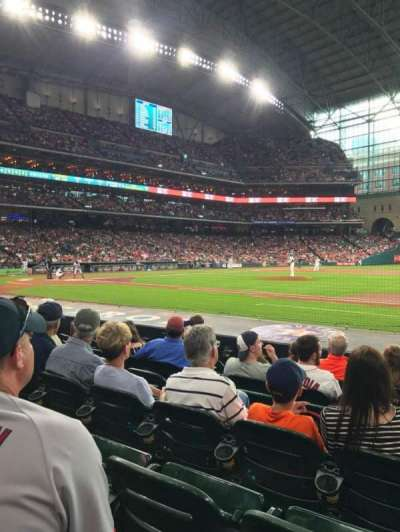 Minute Maid Park, section: 126, row: 11, seat: 11