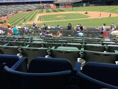 Oakland Alameda Coliseum, section: 114, row: 29, seat: 2