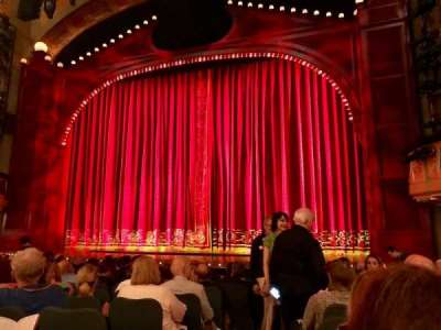 Shubert Theatre, section: Orchestra Right Side, row: M, seat: 2
