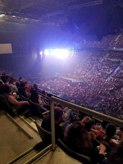 The Palace of Auburn Hills, section: 228, row: 6, seat: 10