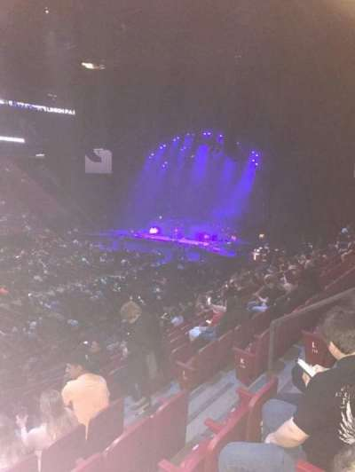 Centre Bell, section: 125, row: N, seat: 3