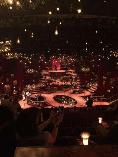 Imperial Theatre, section: Rear Mezz, row: E, seat: 13