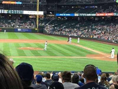 Safeco Field, section: 137, row: 27, seat: 11