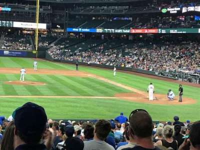 Safeco Field, section: 137, row: 27, seat: 12