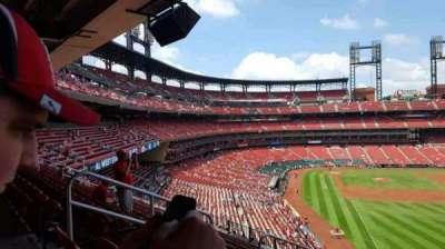 Busch Stadium, section: 230, row: 10, seat: 6
