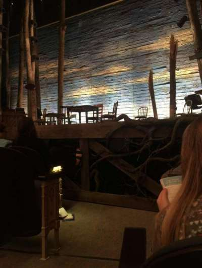 Gerald Schoenfeld Theatre, section: ORCHO, row: C, seat: 2
