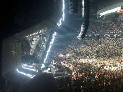 Air Canada Centre, section: 111, row: 19, seat: 7