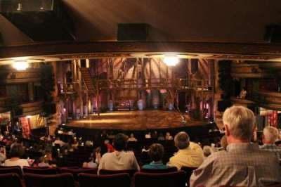 Richard Rodgers Theatre, section: Orchestra, row: U, seat: 104
