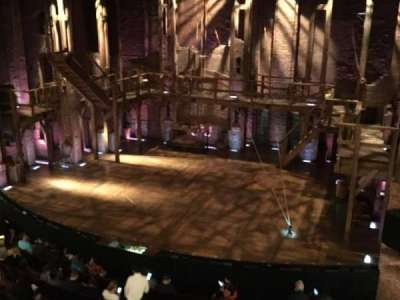Richard Rodgers Theatre, section: FMezz, row: A, seat: 6-8