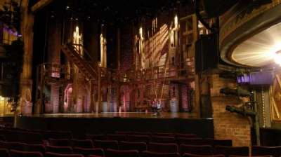 Richard Rodgers Theatre, section: Orchestra, row: H, seat: 20