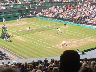 Wimbledon, Centre Court, section: 302, row: T, seat: 041