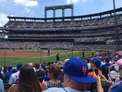 Citi Field, section: 126, row: 7, seat: 5