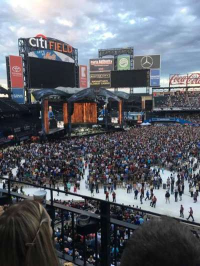 Citi Field, section: 330, row: 2, seat: 7