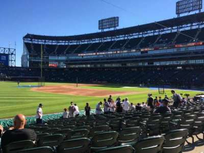Guaranteed Rate Field, section: 146, row: 14, seat: 6