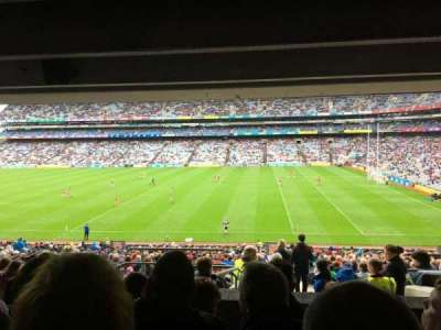 Croke Park, section: 327, row: UU, seat: 20