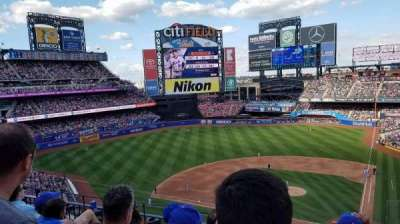 Citi Field, section: 419, row: 4, seat: 2