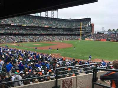 AT&T Park section 152