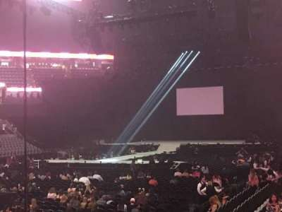 AT&T Center, section: 125A, row: 17, seat: 7