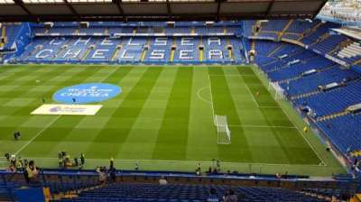 Stamford Bridge, section: East Upper, row: 26, seat: 29