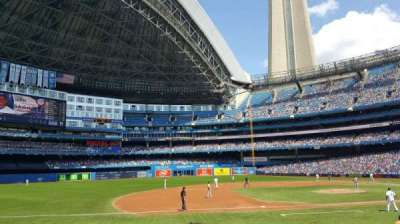 Rogers Centre, section: 128R, row: 15, seat: 8