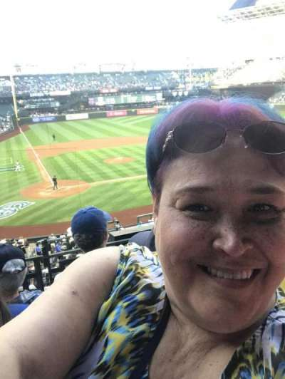 Safeco Field, section: 227, row: 3, seat: 8