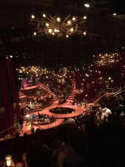 Imperial Theatre, section: Rear Mezzanine, row: E, seat: 7