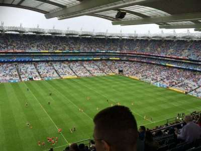 Croke Park, section: 732, row: V, seat: 25