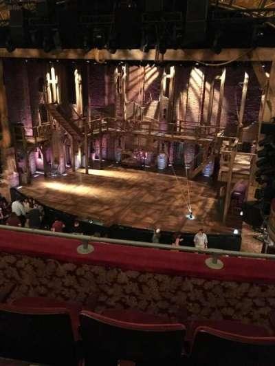 Richard Rodgers Theatre, section: Fmezz, row: C, seat: 10