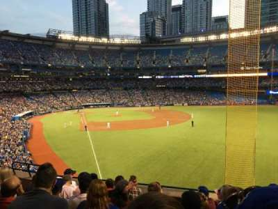 Rogers Centre, section: 210R, row: 7, seat: 10