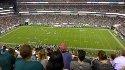 Lincoln Financial Field, section: 202, row: 14, seat: 16