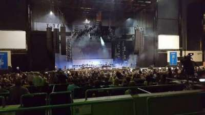 Hollywood Casino Amphitheatre (Tinley Park), section: 205, row: LL, seat: 20-21