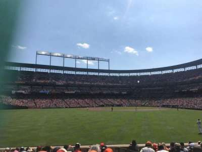 Oriole Park at Camden Yards, section: 86, row: 12, seat: 2