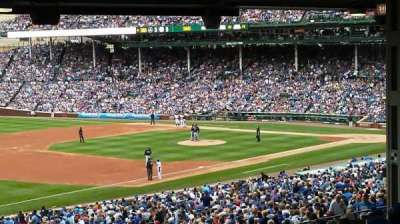 Wrigley Field, section: 206, row: 22, seat: 101