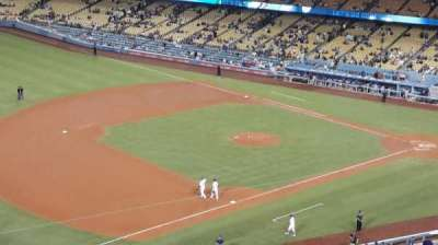Dodger Stadium, section: 31RS, row: P, seat: 16