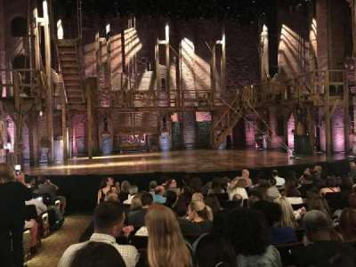Richard Rodgers Theatre, section: Orchestra Center, row: L, seat: 113 and 11