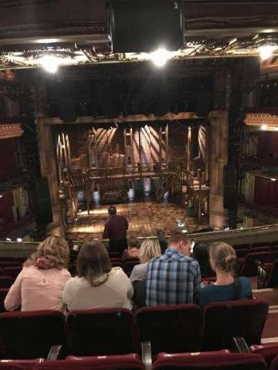 PrivateBank Theatre, section: Mezzanine LC, row: J, seat: 307